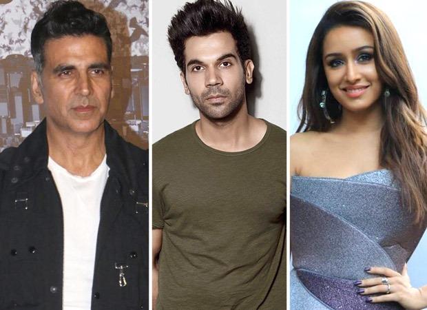 Akshay Kumar bows out of Mudassar Aziz's next; Rajkummar Rao and Shraddha Kapoor step in