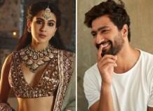 Sara Ali Khan confirmed to star opposite Vicky Kaushal in The Immortal Ashwatthama : Bollywood News – Bollywood Hungama