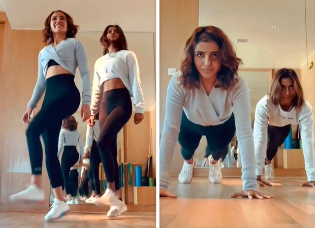 Samantha Akkineni takes up the Don't Rush Challenge; says Vicky Kaushal made her do it