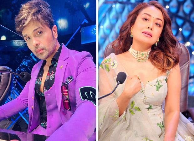 Himesh Reshammiya and Neha Kakkar resume shoot of Indian Idol 12, shoot two episodes in Daman