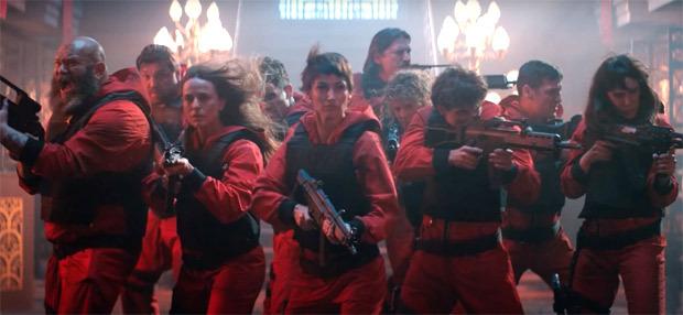 मनी हीस्ट सीजन 5 दो भागों में होगा रिलीज;  नेटफ्लिक्स ने विस्फोटक टीज़र के साथ रिलीज़ की तारीखों की घोषणा की