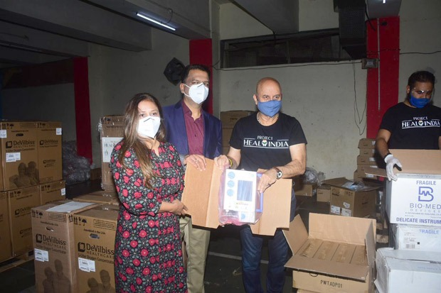Anupam Kher's Project Heal India to conduct relief activities for the COVID-19 crisis in India