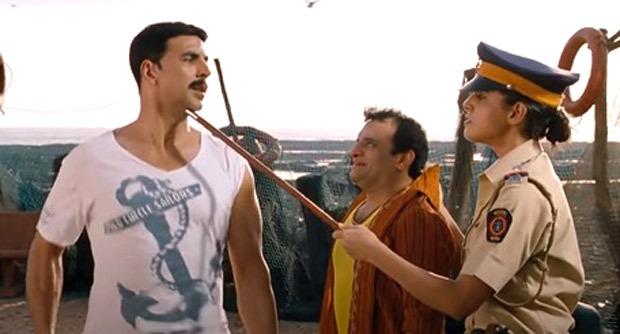 When Kyun Rishton Mein Katti Batti's Sapna Thakur got a chance to work with her crush Akshay Kumar in Rowdy Rathore