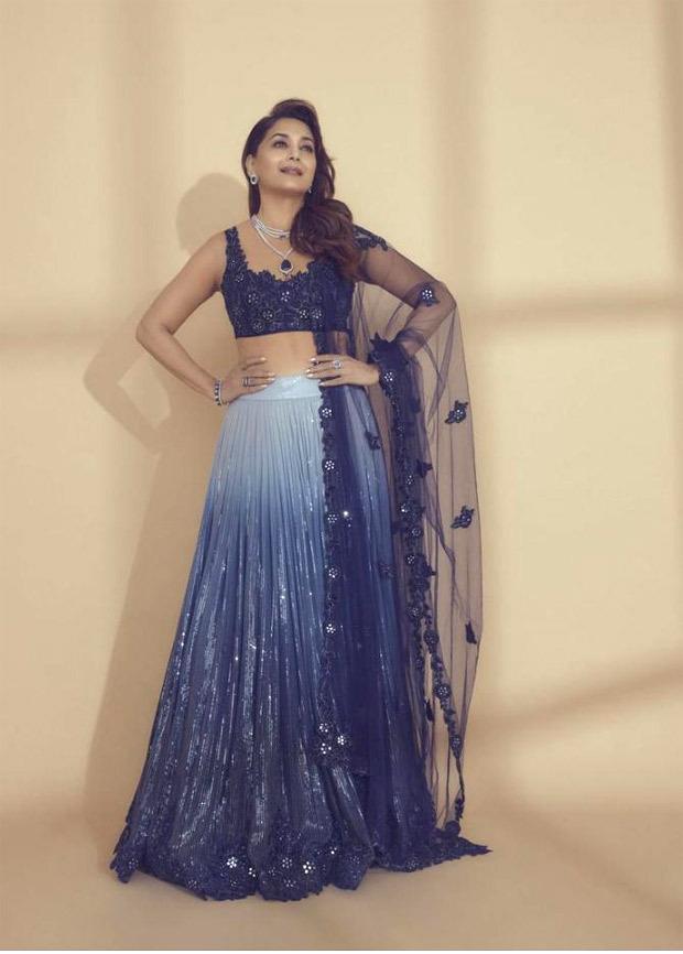 COLOUR OF THE WEEK - BLUE: Kriti Sanon, Nora Fatehi, Anushka Sen, Disha Parmar love the bright hues