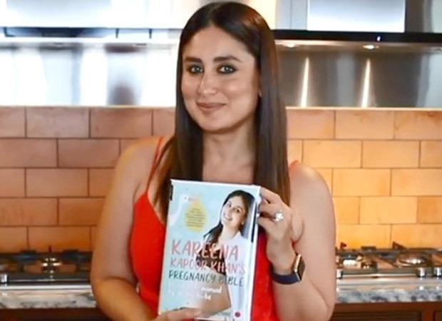 करीना कपूर खान ने दी अपनी किताब प्रेग्नेंसी बाइबल की झलक, शेयर की अल्ट्रासाउंड की तस्वीर picture