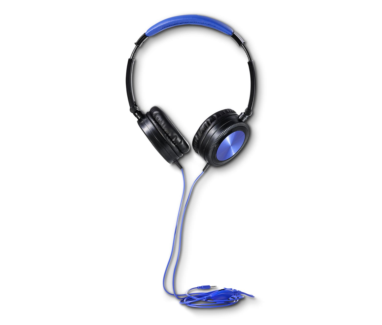 Stereo Headphones Blue