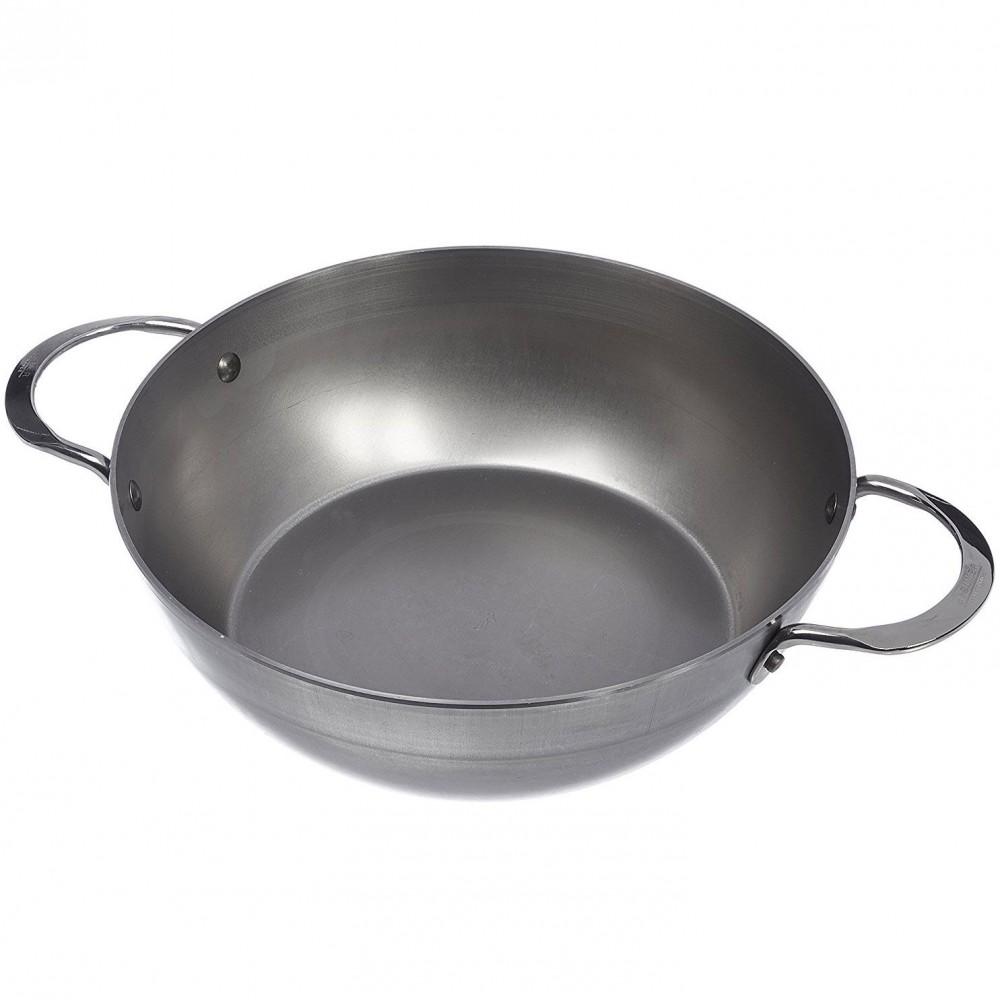 de buyer country frying pan mineral b