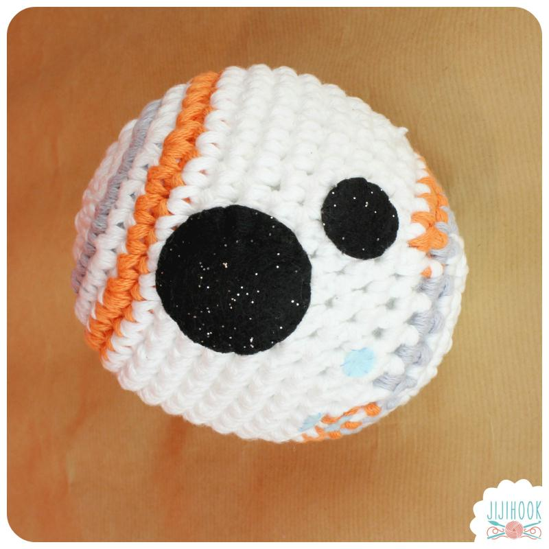 DIY Star Wars Balle En Crochet BB8 Ides Et Conseils
