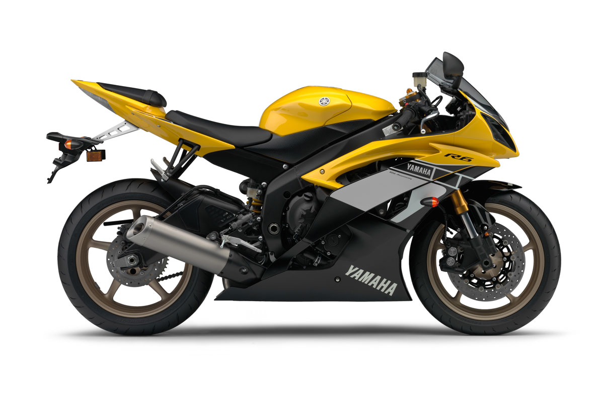Bike Yamaha Yzf R6