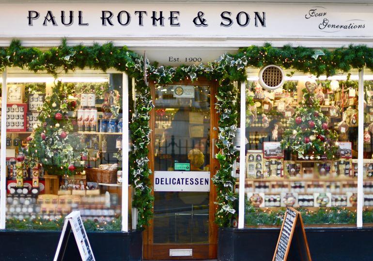 Nu expedierar fjärde generation på Paul Rothe & Son.