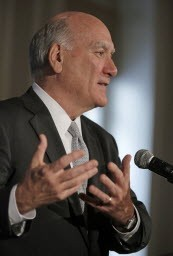 Bill Daley, explaining on Tuesday why he was bowing out of the governor's race