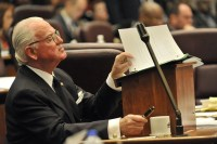 Despite intense study, not even Alderman Ed Burke could figure out what the hells up with the city's latest privatization deal.