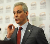 Dialing for dollars is easy for Mayor Rahm Emanuel
