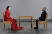 From Marina Abramovic: The Artist Is Present