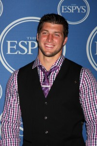 I guess you cant blame Tim Tebow for this, but still.