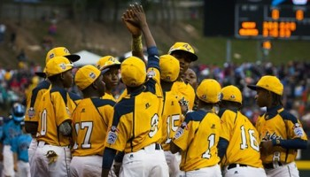 Jackie Robinson West inspired Chicago, but the reason the team was playing was to win.