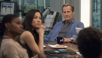 Jeff Daniels and co. in the Newsroom