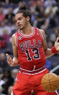Joakim Noah: The Bulls appear helpless without him and Derrick Rose.