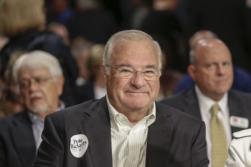 Joe Ricketts, father of Cubs owner Tom Ricketts, reveals how much money influence costs.