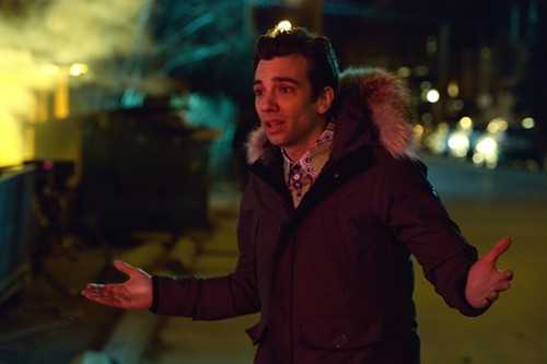 Josh (Jay Baruchel) is unlucky in love. And most other things.