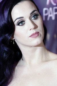 Katy Perry, or a zombie wasp?