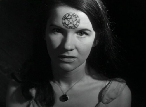 Maya Derens The Witchs Cradle screens as part of an avant-garde shorts program this Thursday at Co-Propserity Sphere.