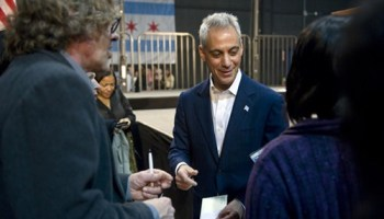 Mayor Rahm Emanuel officially kicked off his campaign in early December, but his fundraising machine has never stopped running.
