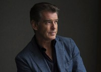 Pierce Brosnan saw something in Bill Grangers novels, and now hes adapting one of them into a movie.