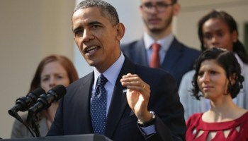 President Obama in the White House Rose Garden yesterday, addressing website-enrollment snafus with the Affordable Care Act. Its not his only problem.