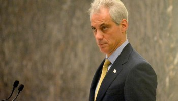 Rahm Emanuel: The authority on contracts.