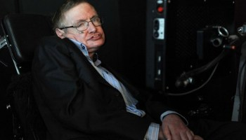 Stephen Hawking recently changed his mind about assisted suicide, and Steve Drake had something to say about it.