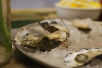 Such as will be served at GT Fish & Oyster on the occasion of its first anniversary