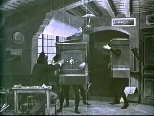 The 1906 French short Obsession dOr screens Saturday night as part of the conferences first film program.