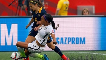 The U.S. womens soccer team began their World Cup campaign with a victory
