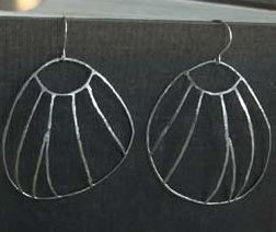 Wing earrings at Habit--get em while you can.
