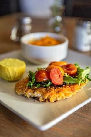 Chicken Milanese from CraftWay Kitchen - SAMATHA REYNOLDS