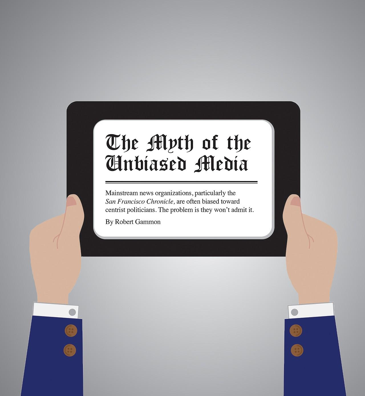 The Myth Of The Unbiased Media