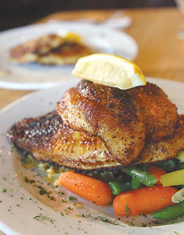 Soul Food Restaurants Detroit Mi