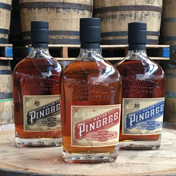 Valentine Distilling Renames Signature Whiskey After