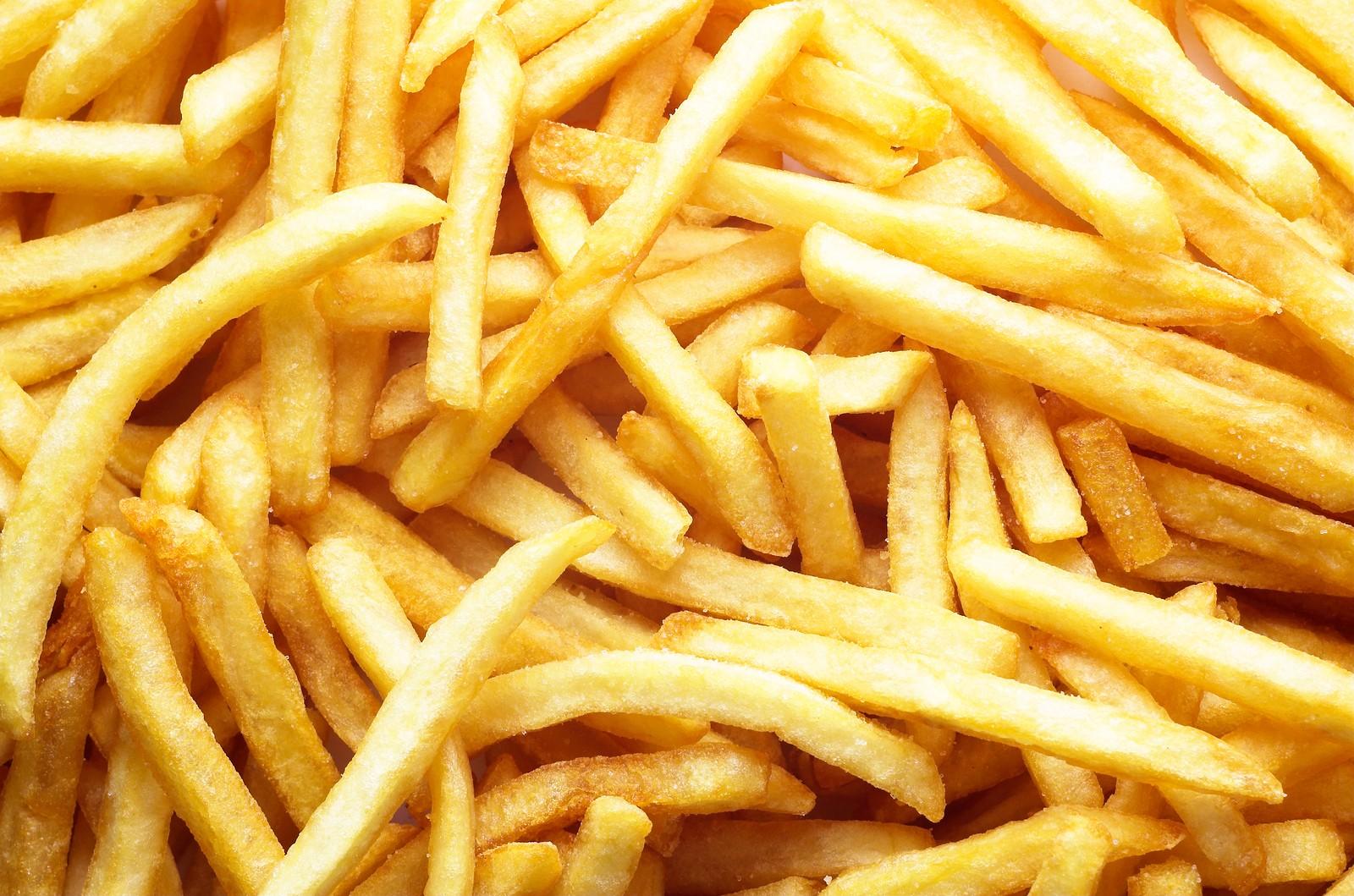 List All Fast Food Restaurants