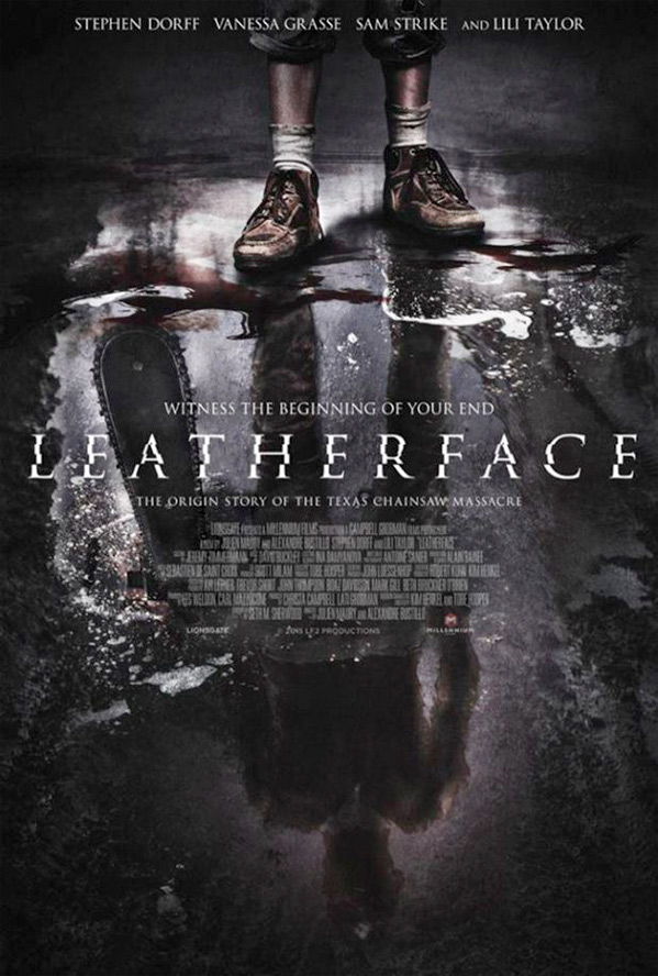 Leatherface Movie Poster