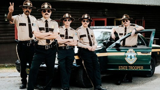 Super Troopers 2 Movie