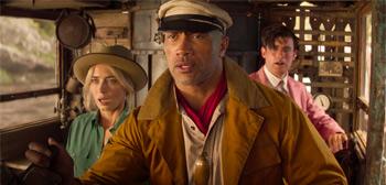 Jungle Cruise Trailer