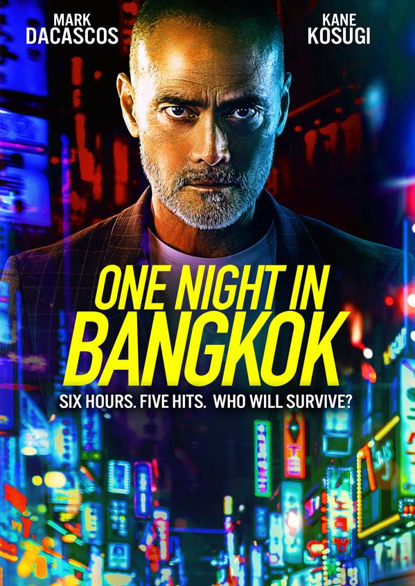 One Night In Bangkok Poster
