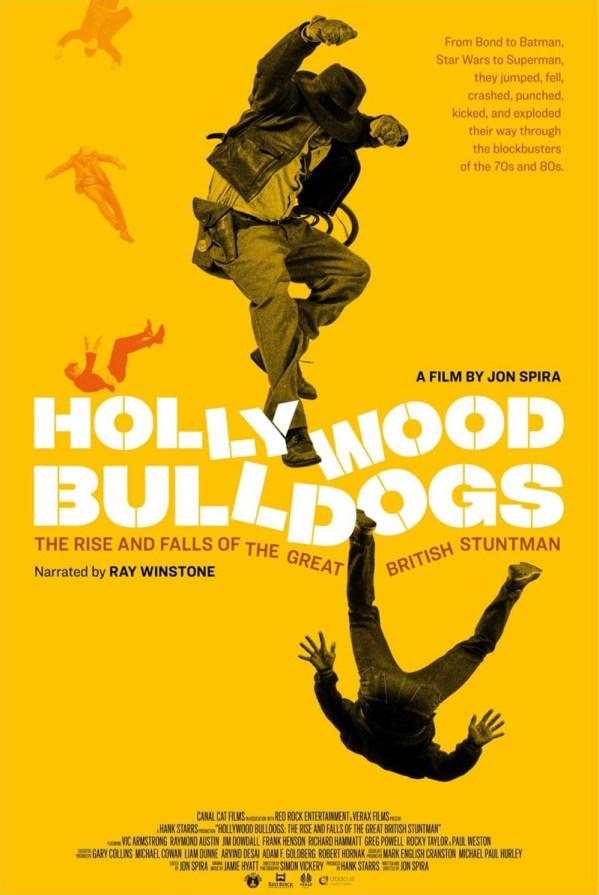 Hollywood Bulldogs Poster
