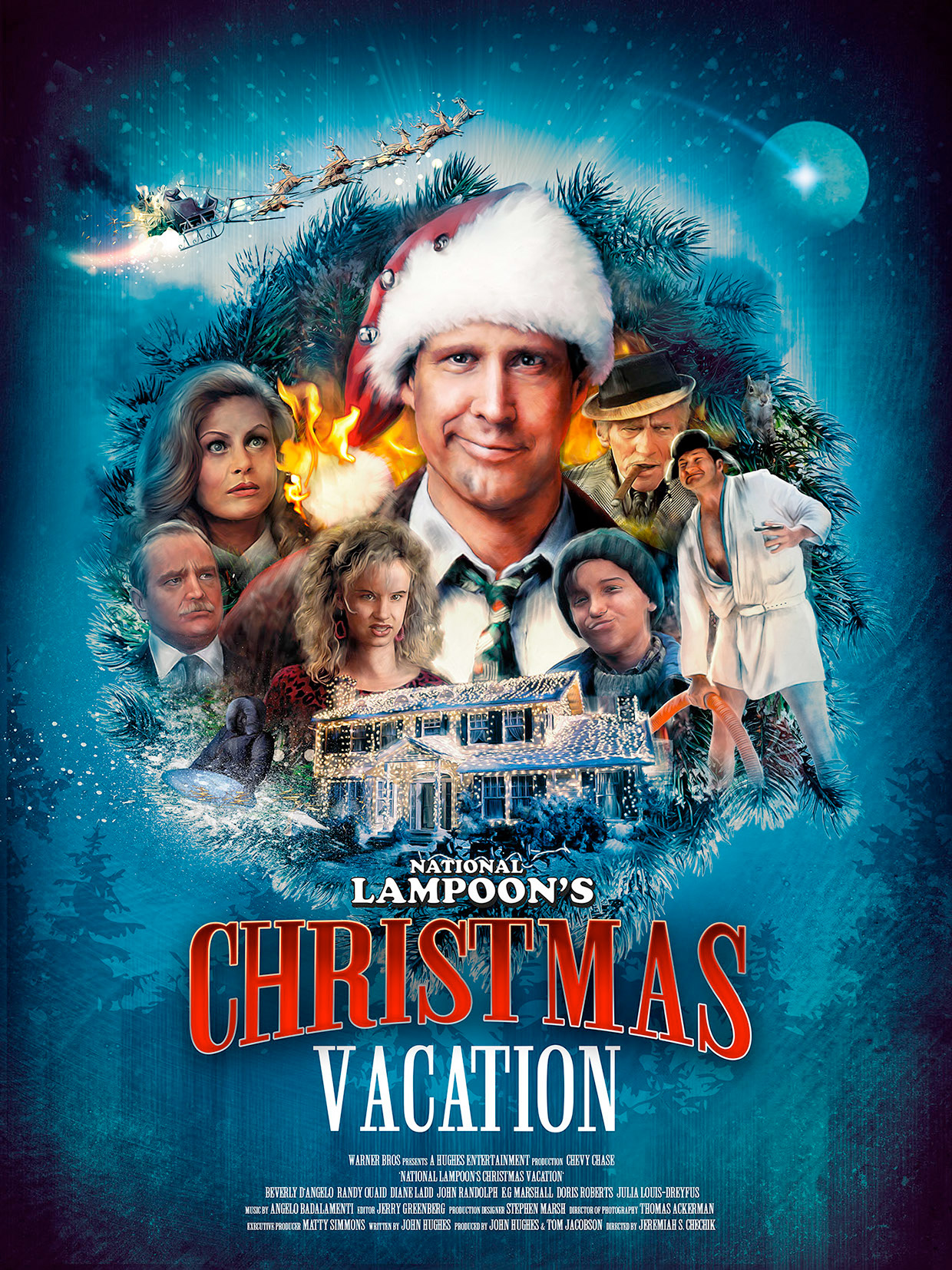 See This Gorgeous National Lampoon S Christmas Vacation