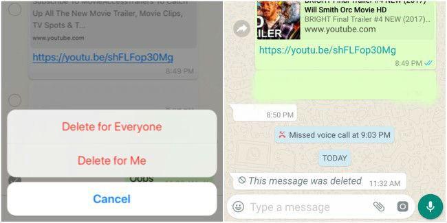 ini rupanya cara untuk baca mesej whatsapp yang sudah di delete