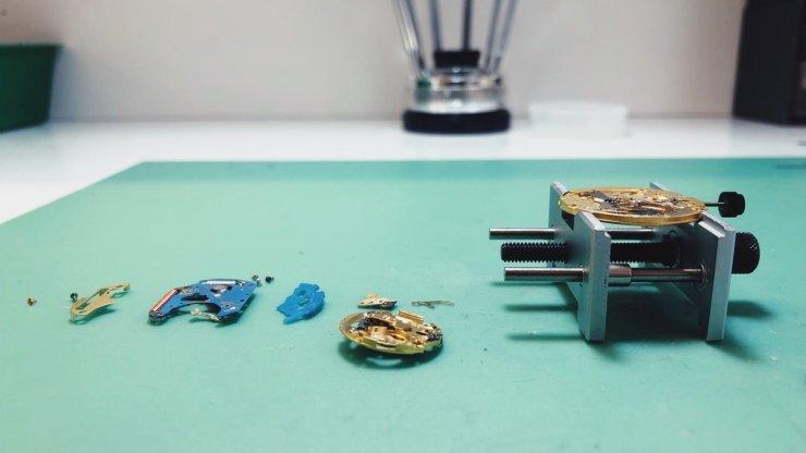 What do you get in a Fix My Watch Quartz Service