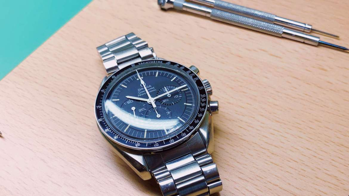 In an Age of disposable fashion, This Omega Speedmaster Can Stand the Test of Time – The First Watch on the Moon