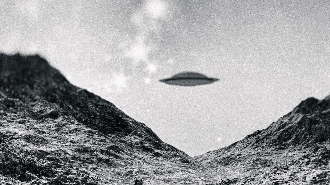 Des documents d'OVNI révèlent comment le Royaume-Uni a géré la 'manie'